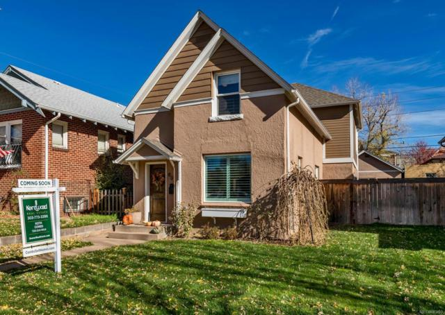 804 S Emerson Street, Denver, CO 80209 (#9009343) :: My Home Team