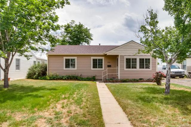 3316 W 73rd Avenue, Westminster, CO 80030 (#9009417) :: The DeGrood Team