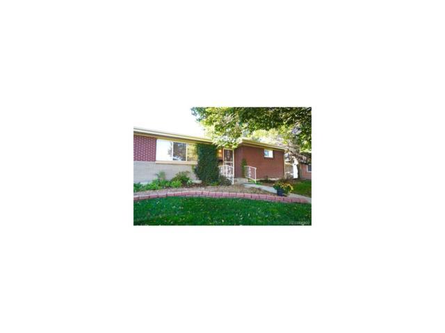 2165 S Fenton Street, Denver, CO 80227 (#9009453) :: Thrive Real Estate Group
