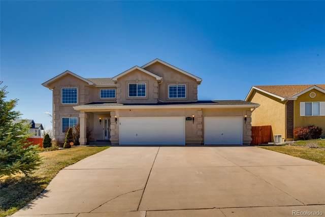 8889 Chancellor Drive, Colorado Springs, CO 80920 (#9009462) :: HomeSmart