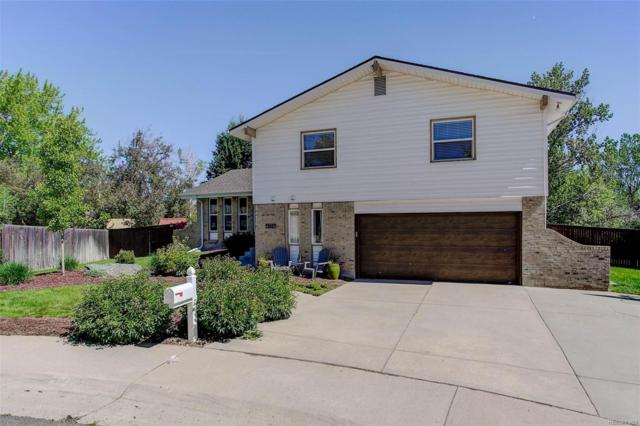 4176 S Sidney Court, Denver, CO 80237 (#9009927) :: The Griffith Home Team