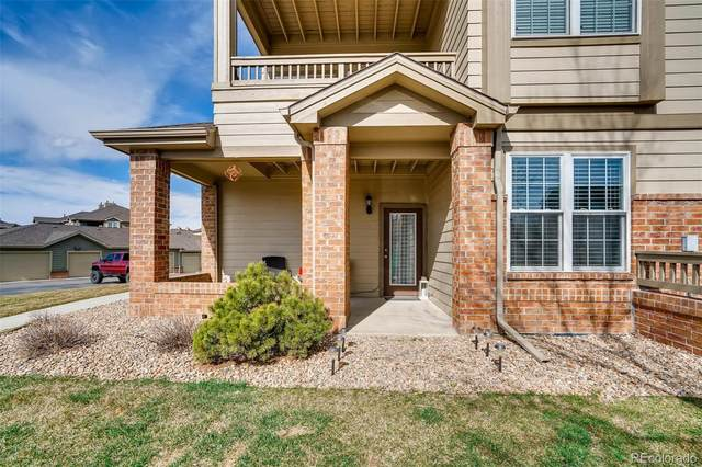 12914 Ironstone Way #104, Parker, CO 80134 (MLS #9010272) :: 8z Real Estate