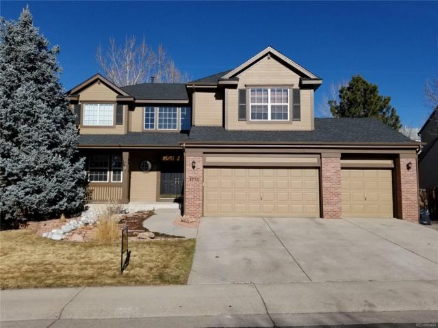 1751 Mountain Maple Avenue, Highlands Ranch, CO 80129 (MLS #9010397) :: 52eightyTeam at Resident Realty