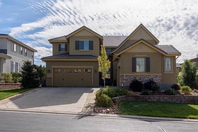 10652 Manorstone Drive, Highlands Ranch, CO 80126 (#9010472) :: RE/MAX Professionals