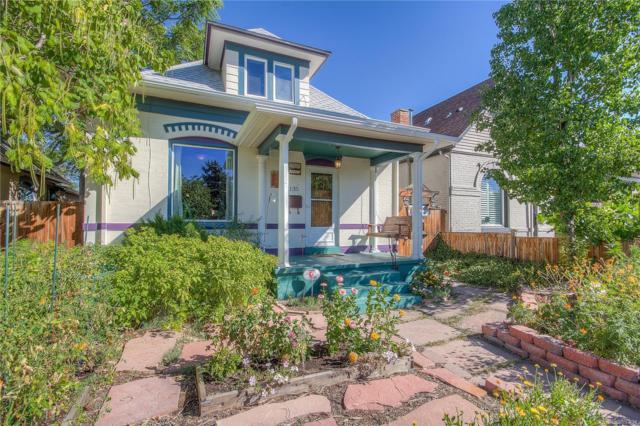 135 W Bayaud Avenue, Denver, CO 80223 (#9010717) :: The Peak Properties Group