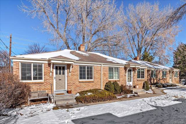 785 Forest Street, Denver, CO 80220 (#9010994) :: The HomeSmiths Team - Keller Williams