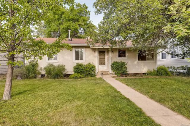 950 S Kearney Street, Denver, CO 80224 (#9011132) :: Sellstate Realty Pros