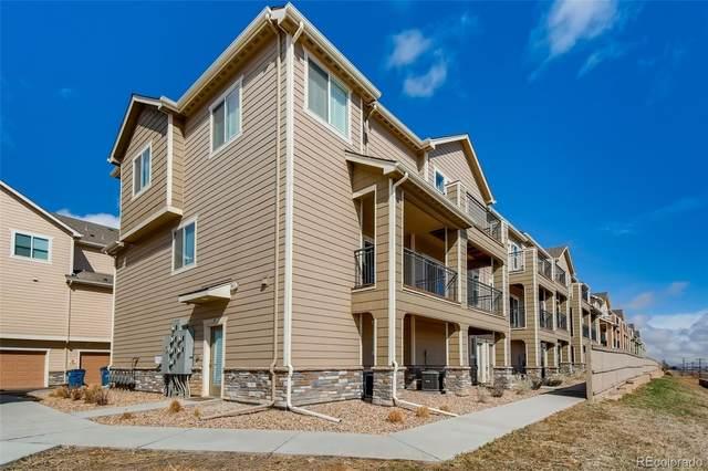 11250 Florence Street 27E, Commerce City, CO 80640 (MLS #9011147) :: Kittle Real Estate