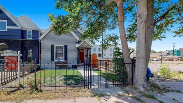 3047 N Marion Street, Denver, CO 80205 (#9011442) :: House Hunters Colorado