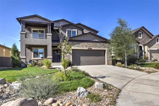9037 Rollins Pass Court, Colorado Springs, CO 80924 (MLS #9011550) :: 8z Real Estate