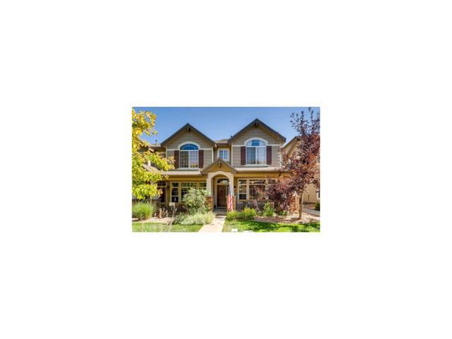 8345 Stonybridge Circle, Highlands Ranch, CO 80126 (#9011822) :: Colorado Team Real Estate