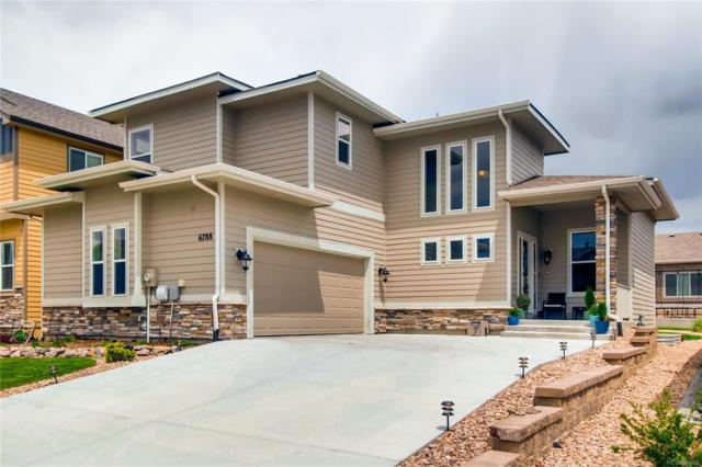 6788 Black Saddle Drive, Colorado Springs, CO 80924 (MLS #9011908) :: Kittle Real Estate