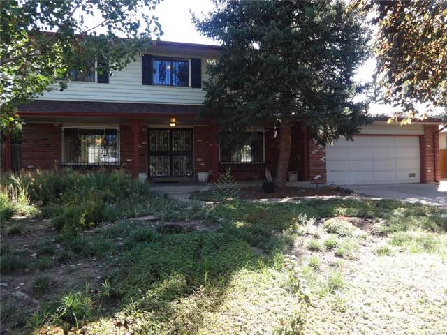 12355 E Arizona Drive, Aurora, CO 80012 (#9012439) :: The Tamborra Team