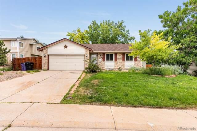 9661 W Dumbarton Place, Denver, CO 80123 (#9012578) :: Symbio Denver