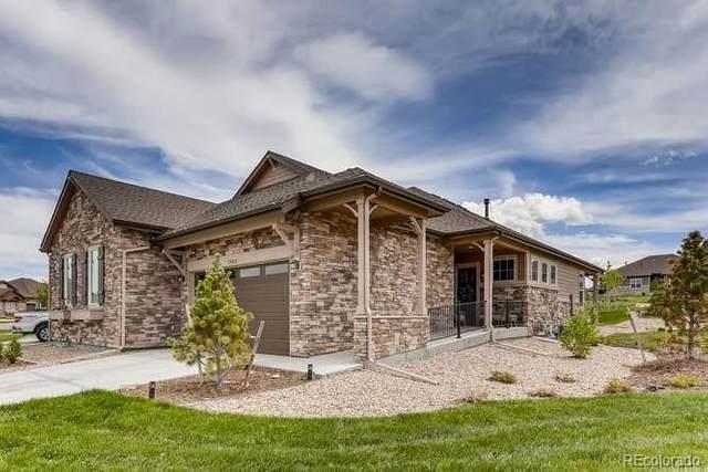 25050 E Phillips Drive, Aurora, CO 80016 (#9012890) :: Kimberly Austin Properties