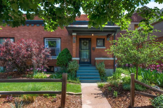62 N Pennsylvania Street, Denver, CO 80203 (#9012925) :: Colorado Home Realty