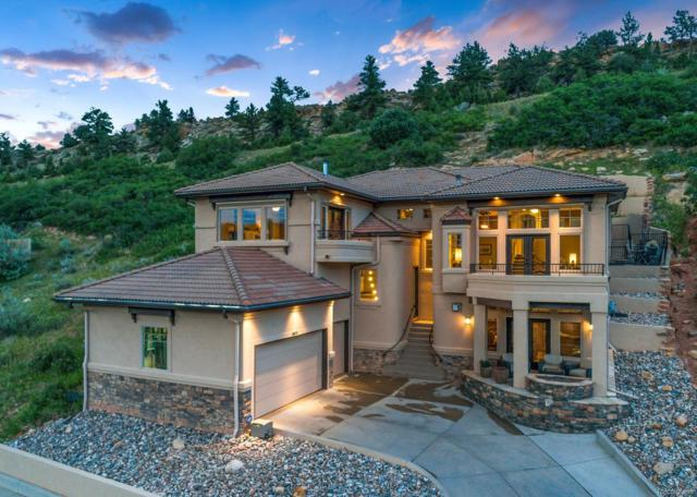 6658 Old Ranch Trail, Littleton, CO 80125 (#9013167) :: The Tamborra Team