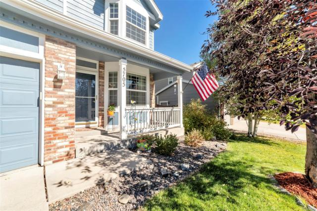 5705 Palmer Drive, Castle Rock, CO 80104 (#9013229) :: Sellstate Realty Pros