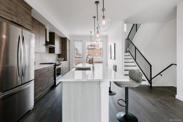 3732 Tejon Street, Denver, CO 80211 (#9014210) :: Real Estate Professionals