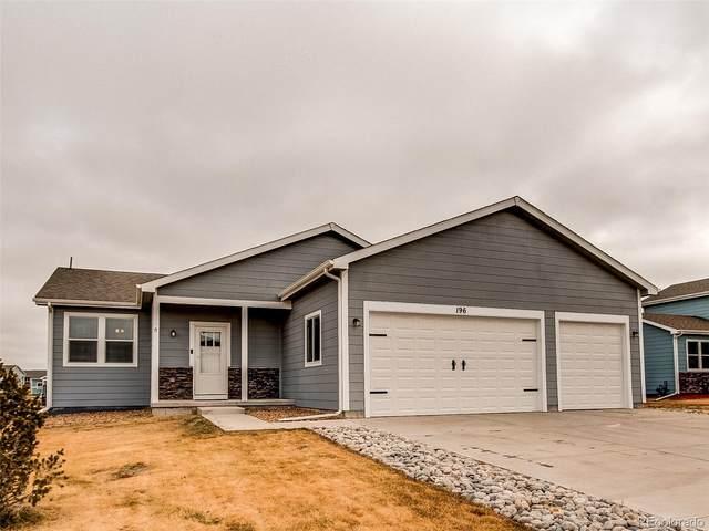 196 S 2nd Avenue, Deer Trail, CO 80105 (MLS #9014667) :: Kittle Real Estate