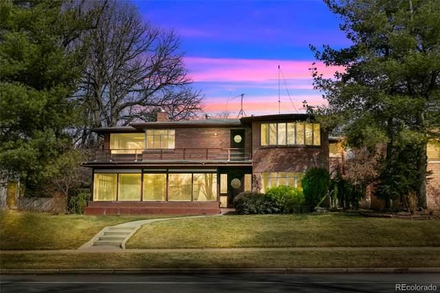 930 Bonnie Brae Boulevard, Denver, CO 80209 (#9014922) :: The Griffith Home Team