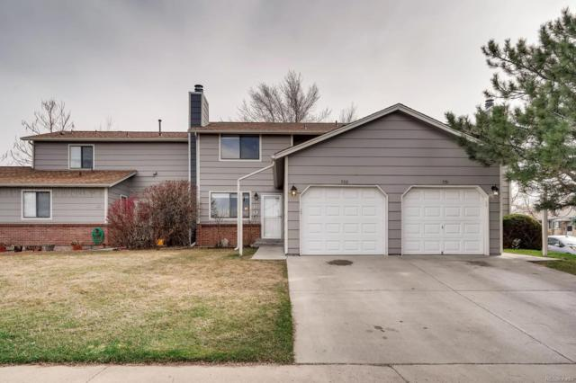 560 W Berry Circle 3D2, Littleton, CO 80120 (#9015015) :: My Home Team