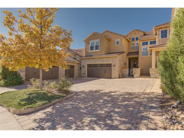 2972 Veneto Court, Highlands Ranch, CO 80126 (#9015146) :: The Peak Properties Group