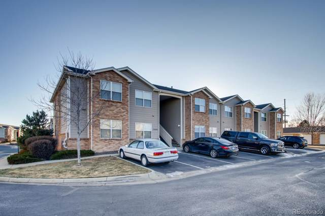 11640 W 62nd Place #202, Arvada, CO 80004 (#9015162) :: HergGroup Denver