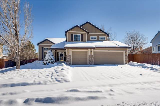 9522 Troon Village Drive, Lone Tree, CO 80124 (#9015333) :: HomeSmart Realty Group