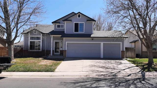 62 Heritage Avenue, Castle Rock, CO 80104 (#9015526) :: Compass Colorado Realty