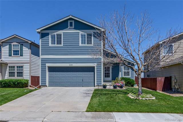 16451 E Phillips Drive, Englewood, CO 80112 (#9015580) :: The Healey Group