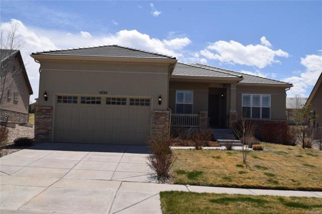 4720 Wilson Drive, Broomfield, CO 80023 (#9015749) :: The Pete Cook Home Group