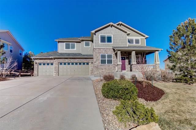 4849 Craftsman Drive, Parker, CO 80134 (#9015835) :: Wisdom Real Estate