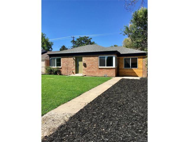 3625 Krameria Street, Denver, CO 80207 (#9015889) :: Wisdom Real Estate