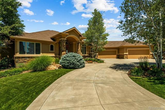15979 Allendale Place, Golden, CO 80403 (#9016126) :: The DeGrood Team