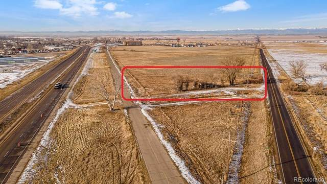 0 I-76 Frontage Road, Hudson, CO 80642 (#9016191) :: Stephanie Fryncko | Keller Williams Integrity