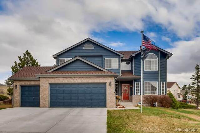 510 W Prestwick Way, Castle Rock, CO 80104 (#9017259) :: The Griffith Home Team