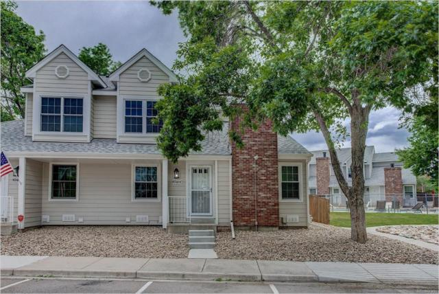 8340 W 87th Drive C, Arvada, CO 80005 (#9017276) :: 5281 Exclusive Homes Realty