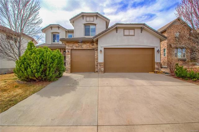 9669 Sunset Hill Drive, Lone Tree, CO 80124 (#9017389) :: The Galo Garrido Group