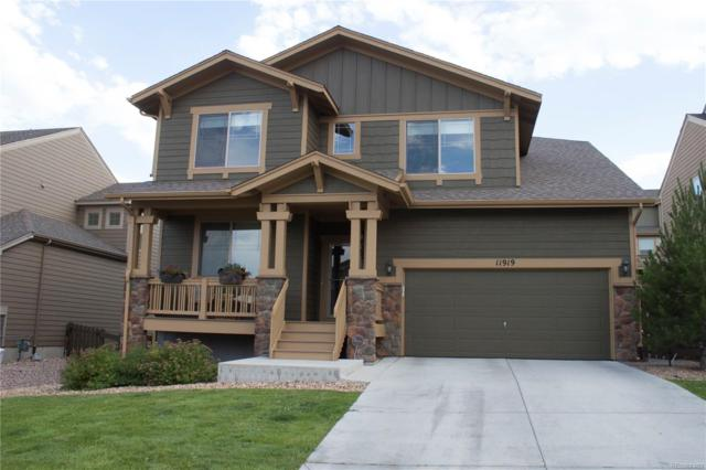11919 S Meander Way, Parker, CO 80138 (#9017716) :: The Gilbert Group