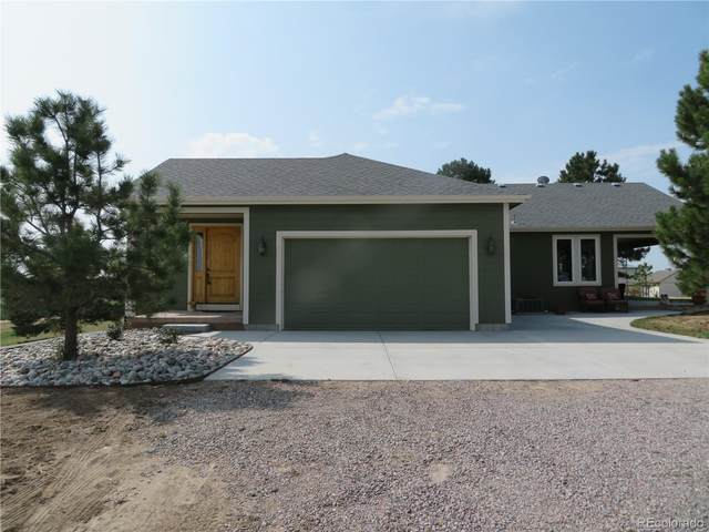 99 Stagecoach Trail, Elizabeth, CO 80107 (#9017754) :: The Brokerage Group