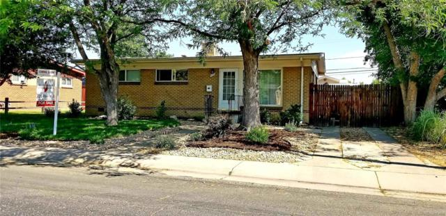 9725 W 57th Place, Arvada, CO 80002 (#9017796) :: Wisdom Real Estate