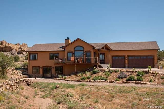 4705 Oak Grove Circle, Westcliffe, CO 81252 (MLS #9017966) :: 8z Real Estate