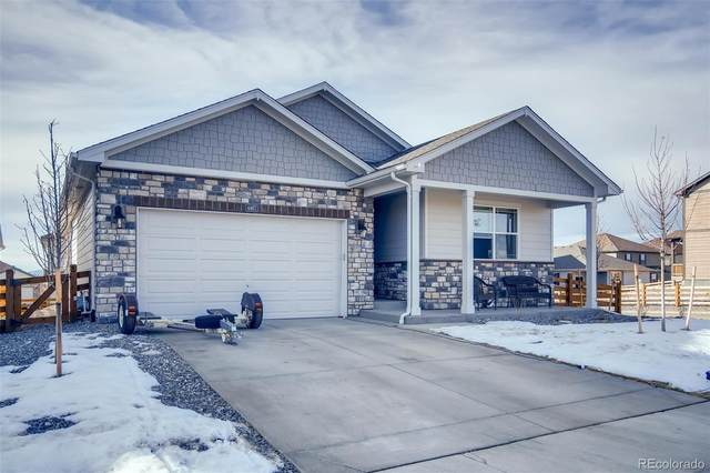 4467 S Ukraine Court, Aurora, CO 80015 (MLS #9017976) :: Keller Williams Realty