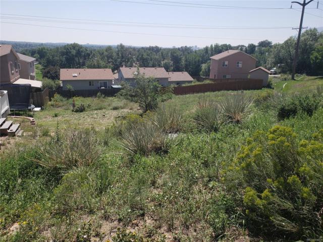 919 Mesa Valley Road, Colorado Springs, CO 80907 (#9018116) :: The Heyl Group at Keller Williams