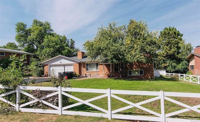 721 Park Lane, Lakewood, CO 80214 (#9018156) :: House Hunters Colorado