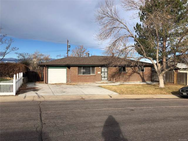 8301 Louise Drive, Denver, CO 80221 (#9018775) :: Bring Home Denver with Keller Williams Downtown Realty LLC