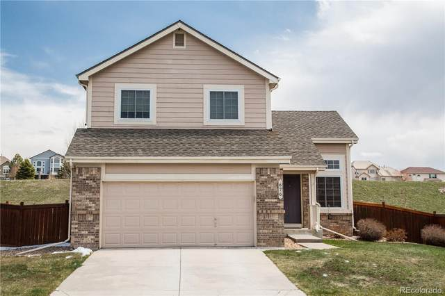 676 Mango Drive, Castle Rock, CO 80104 (#9018908) :: The Artisan Group at Keller Williams Premier Realty