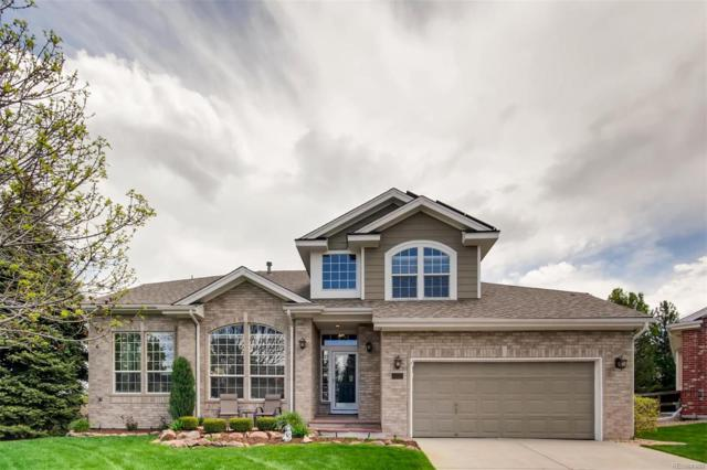 5726 Jack Place, Highlands Ranch, CO 80130 (#9018949) :: The Healey Group