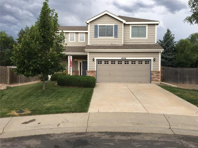 20138 E Red Fox Lane, Centennial, CO 80015 (MLS #9019014) :: 8z Real Estate